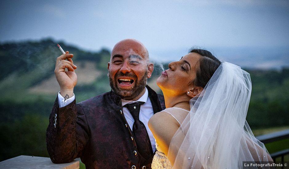 Il matrimonio di Mirko e Roberta a Macerata, Macerata