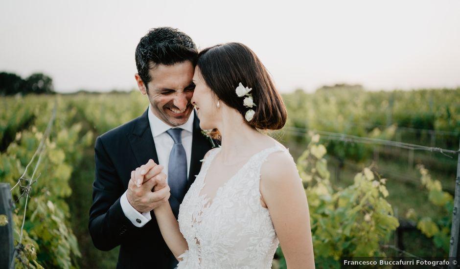 Il matrimonio di Cristiano e Katia a Falerna, Catanzaro