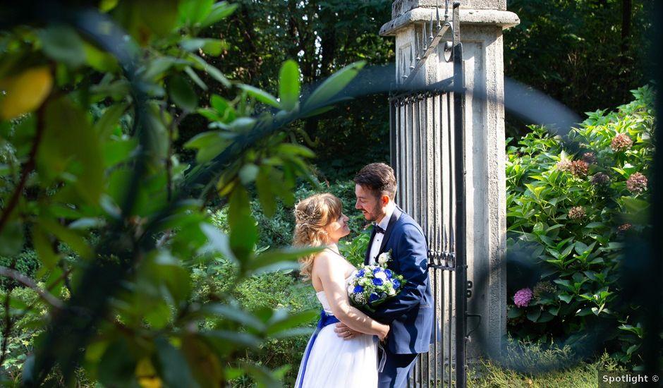 Il matrimonio di Adrian e Anna a Lecco, Lecco