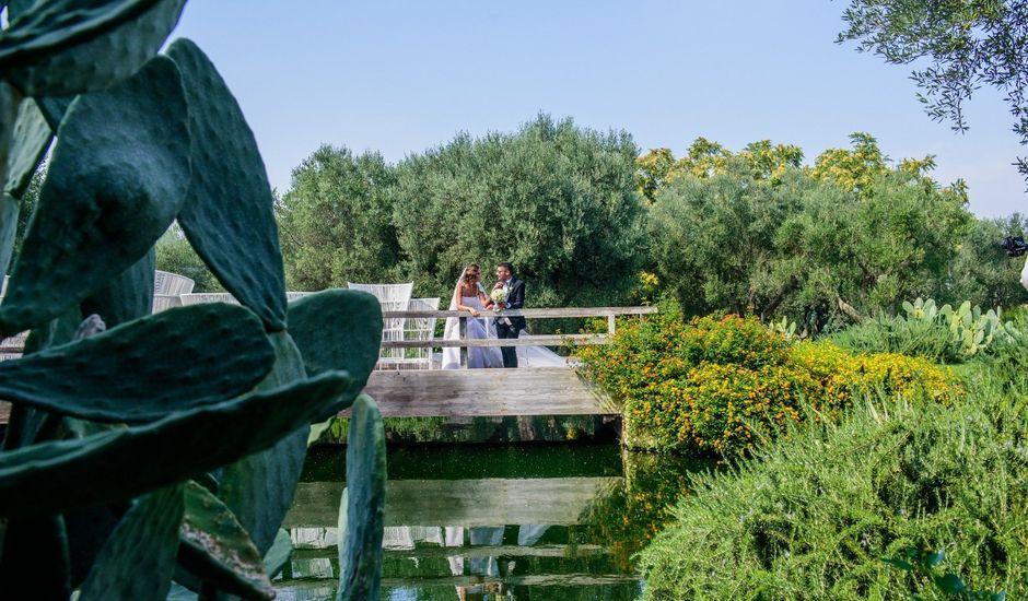 Il matrimonio di Vincenzo e Laura a Policoro, Matera