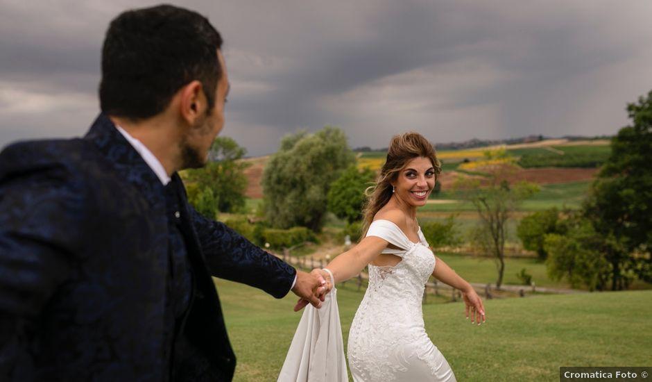 Il matrimonio di Francesca e Nino a Trino, Vercelli