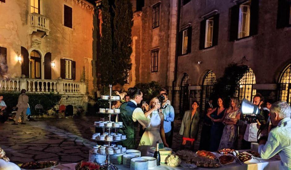 Il matrimonio di Mauricio e Fabrizia a Duino-Aurisina, Trieste