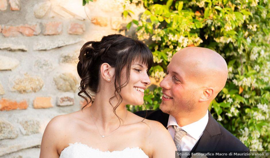 Il matrimonio di Riccardo e Camilla a Canzo, Como