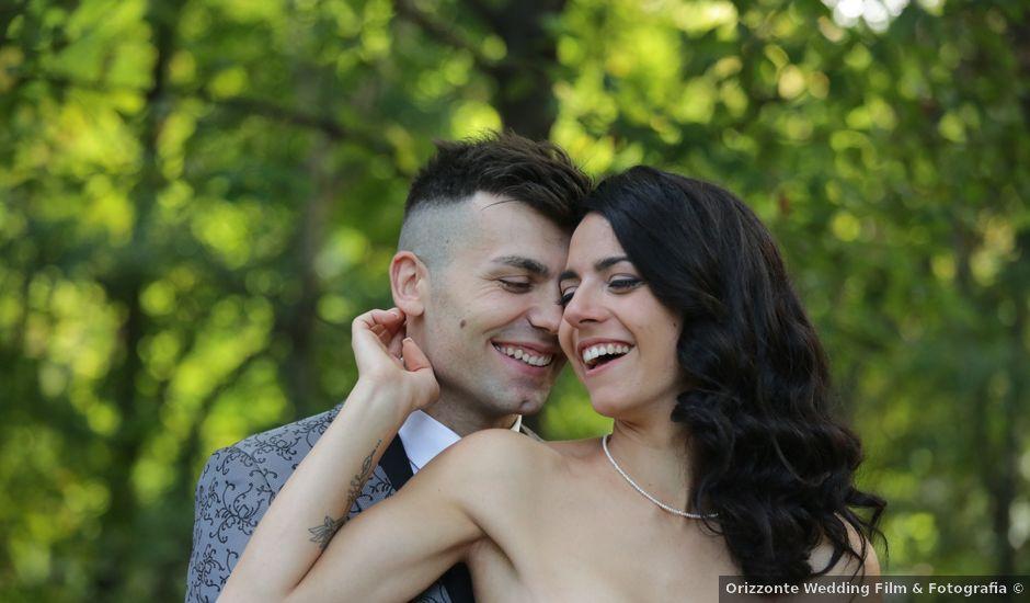 Il matrimonio di Raffaele e Slivia a Treviolo, Bergamo