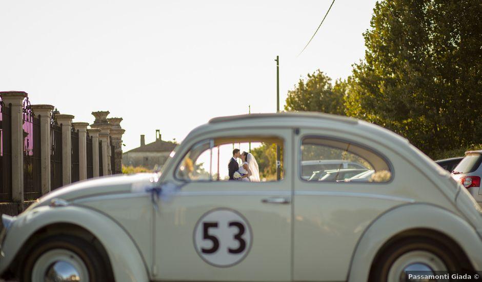 Il matrimonio di Diego e Marzia a Castelverde, Cremona