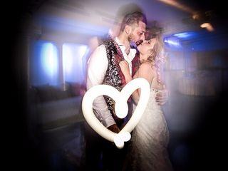 Le nozze di Erica e Alex
