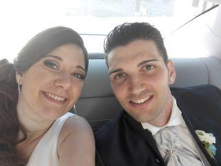 Le nozze di Monica e Michael