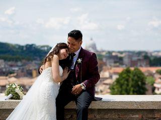 Le nozze di Carmen e Carlos 1