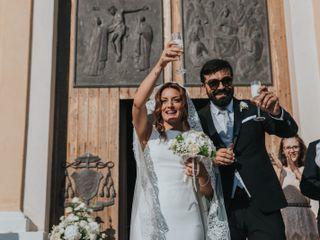 Le nozze di Luigi e Mariarosaria