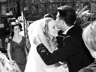 Le nozze di Maria Grazia e Stefano 1