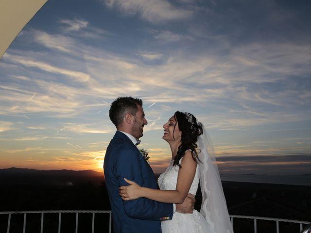 le nozze di Manuela e Giampietro