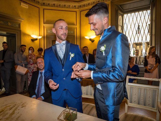 Il matrimonio di Stefano e Giovanni a Bergamo, Bergamo 9