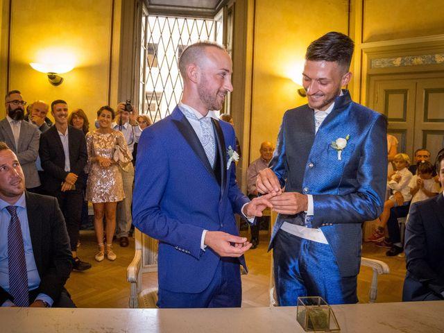 Il matrimonio di Stefano e Giovanni a Bergamo, Bergamo 10