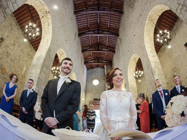 Il matrimonio di Luigi e Elena a Pontassieve, Firenze 17