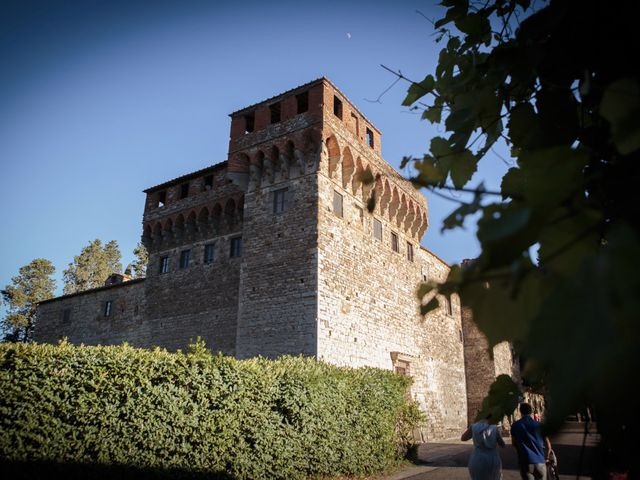 Il matrimonio di Luigi e Elena a Pontassieve, Firenze 22