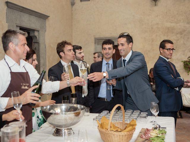 Il matrimonio di Luigi e Elena a Pontassieve, Firenze 23