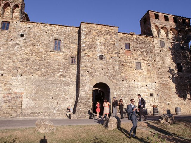 Il matrimonio di Luigi e Elena a Pontassieve, Firenze 25