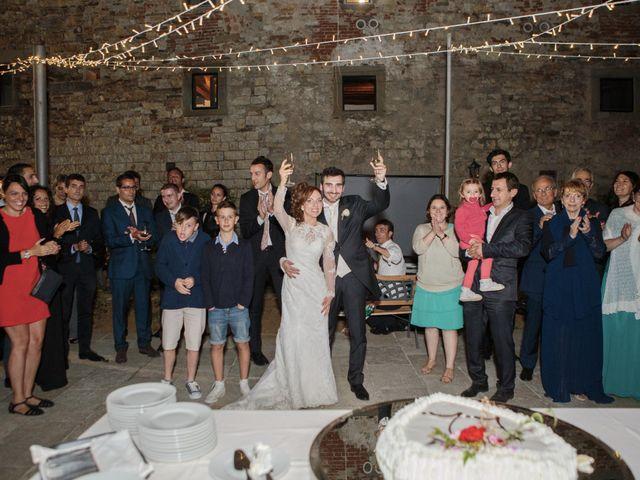 Il matrimonio di Luigi e Elena a Pontassieve, Firenze 34