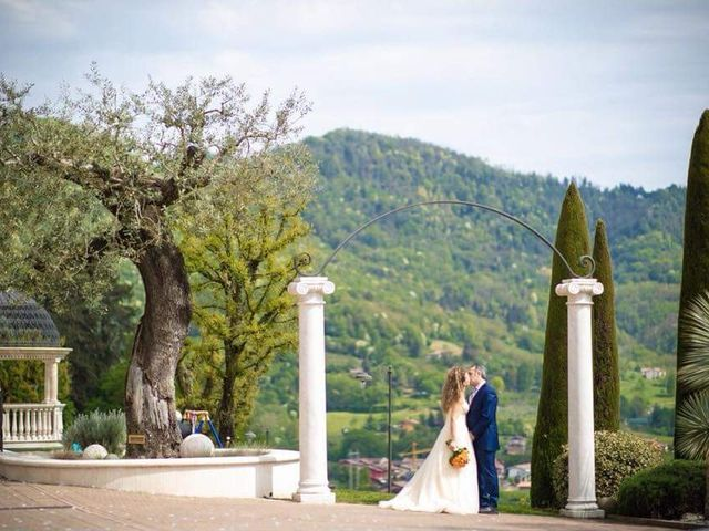 Il matrimonio di Giancarlo  e Chicca  a Trescore Balneario, Bergamo 3