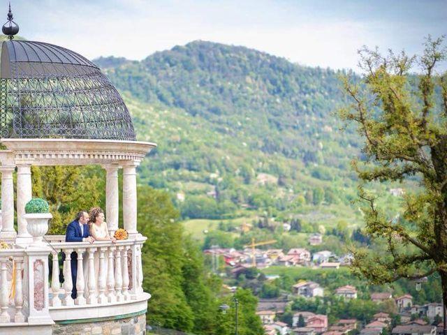 Il matrimonio di Giancarlo  e Chicca  a Trescore Balneario, Bergamo 6
