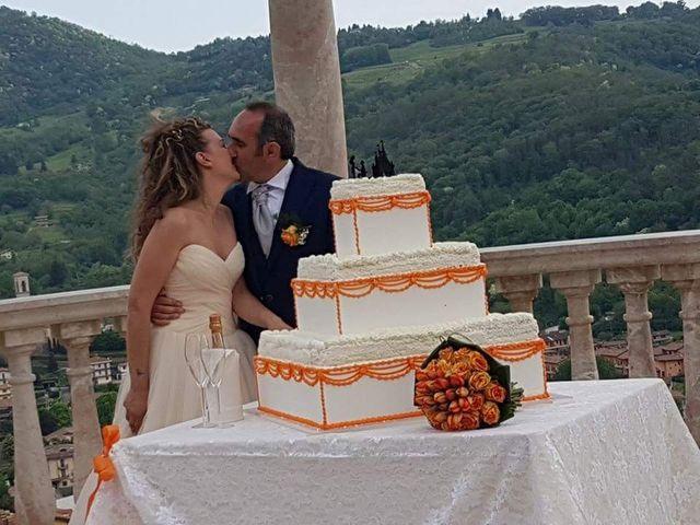 Il matrimonio di Giancarlo  e Chicca  a Trescore Balneario, Bergamo 9