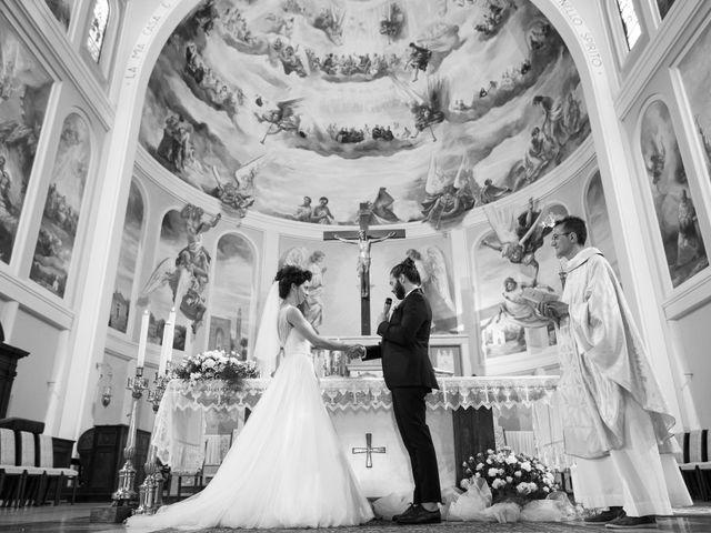 Il matrimonio di Stefano e Michela a Castello di Godego, Treviso 27