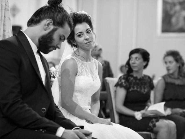 Il matrimonio di Stefano e Michela a Castello di Godego, Treviso 30