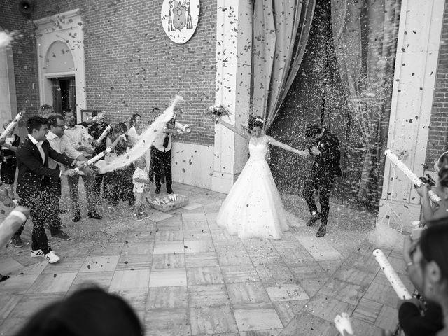 Il matrimonio di Stefano e Michela a Castello di Godego, Treviso 32