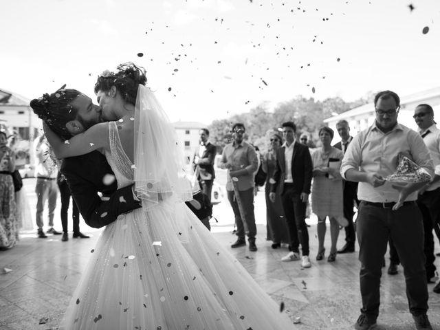 Il matrimonio di Stefano e Michela a Castello di Godego, Treviso 34