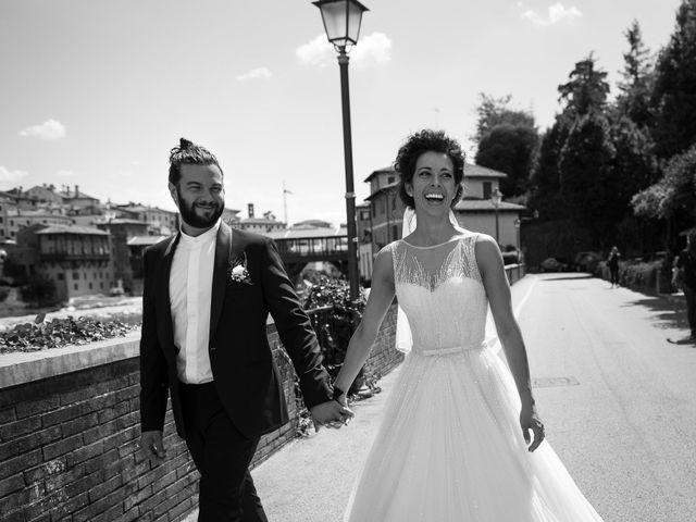 Il matrimonio di Stefano e Michela a Castello di Godego, Treviso 38