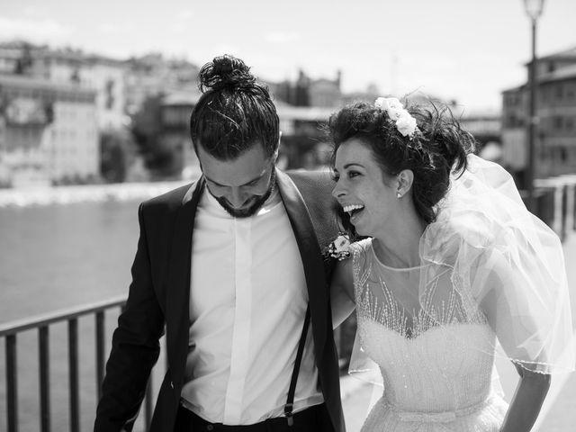 Il matrimonio di Stefano e Michela a Castello di Godego, Treviso 39