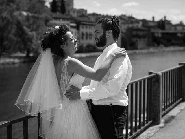 Il matrimonio di Stefano e Michela a Castello di Godego, Treviso 40