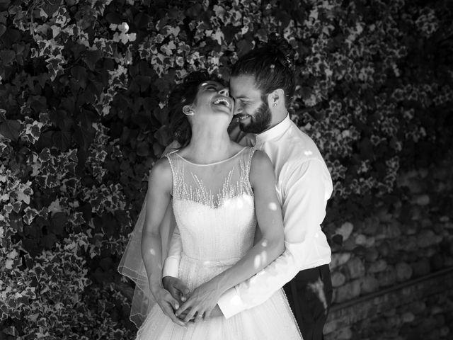 Il matrimonio di Stefano e Michela a Castello di Godego, Treviso 41