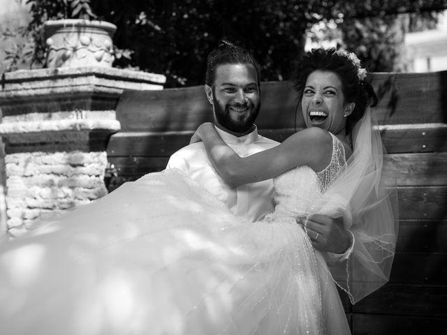 Il matrimonio di Stefano e Michela a Castello di Godego, Treviso 45