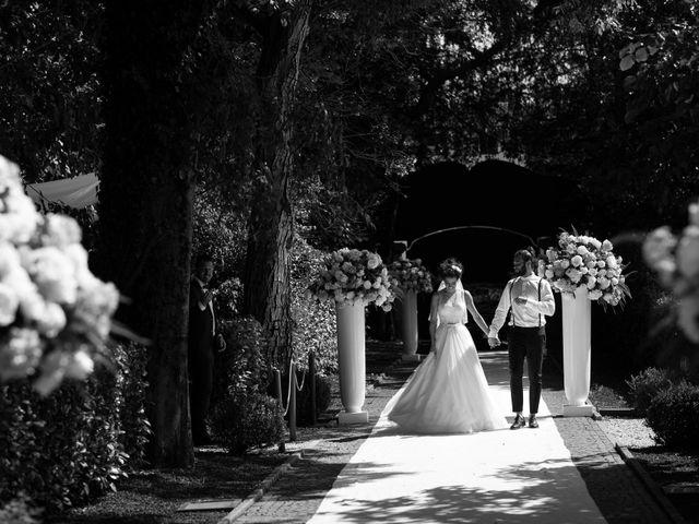 Il matrimonio di Stefano e Michela a Castello di Godego, Treviso 51