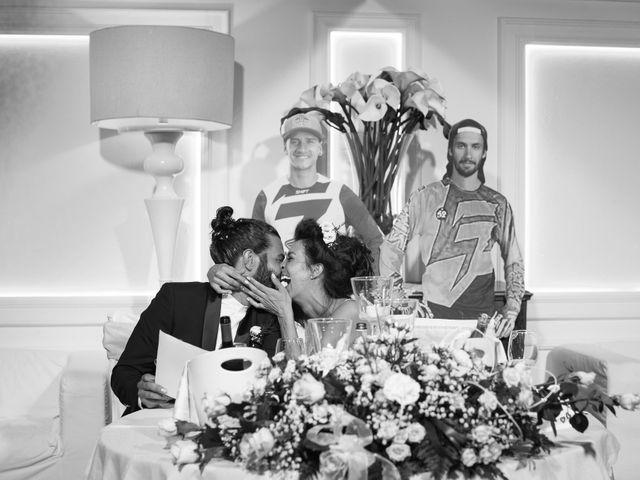 Il matrimonio di Stefano e Michela a Castello di Godego, Treviso 56