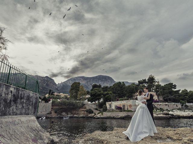 Le nozze di Gabriella e Gianpiero