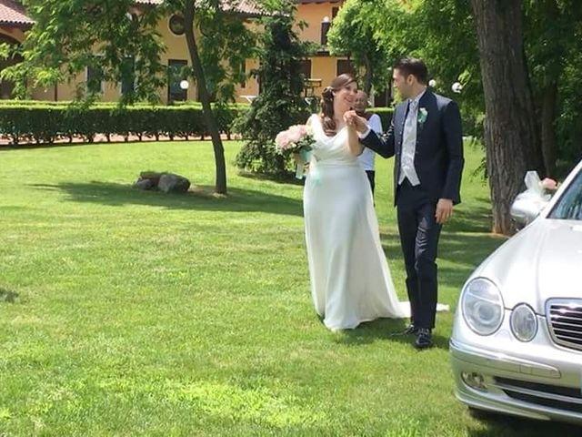 Il matrimonio di Michael e Monica a Castelnovetto, Pavia 1