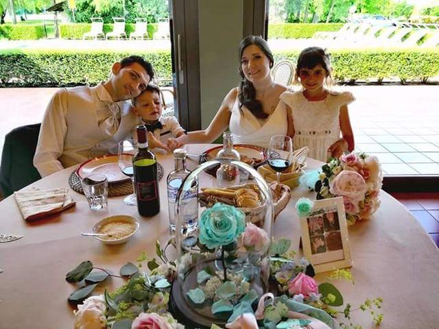 Il matrimonio di Michael e Monica a Castelnovetto, Pavia 5