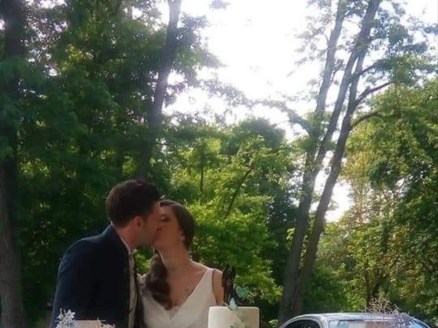 Il matrimonio di Michael e Monica a Castelnovetto, Pavia 6