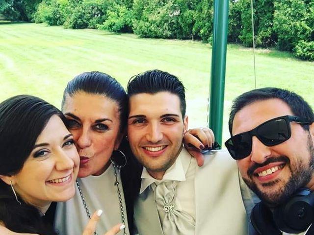 Il matrimonio di Michael e Monica a Castelnovetto, Pavia 8
