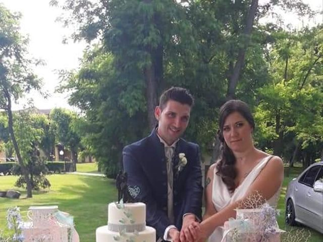 Il matrimonio di Michael e Monica a Castelnovetto, Pavia 9