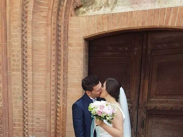 Il matrimonio di Michael e Monica a Castelnovetto, Pavia 16