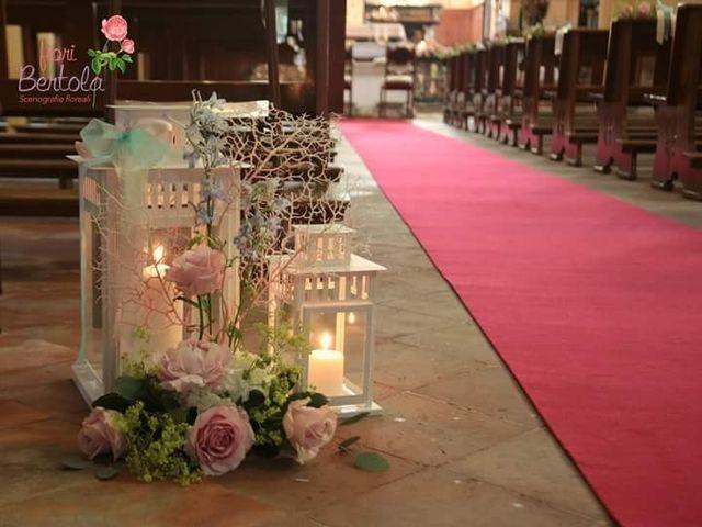 Il matrimonio di Michael e Monica a Castelnovetto, Pavia 18