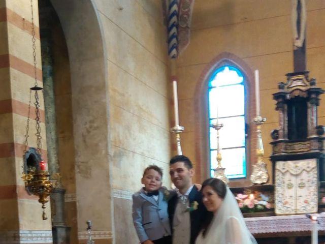 Il matrimonio di Michael e Monica a Castelnovetto, Pavia 19
