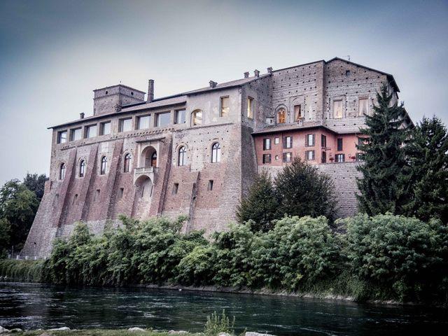 Il matrimonio di Roberto e Federica a Cassano d'Adda, Milano 1