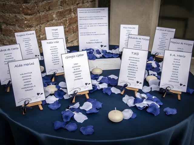 Il matrimonio di Roberto e Federica a Cassano d'Adda, Milano 2