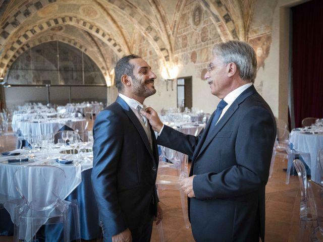 Il matrimonio di Roberto e Federica a Cassano d'Adda, Milano 7