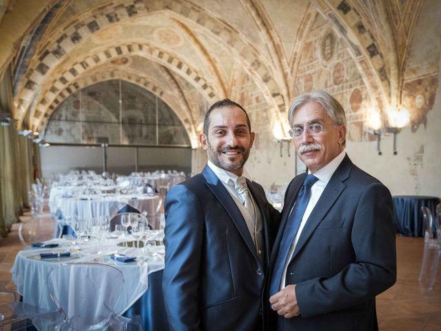 Il matrimonio di Roberto e Federica a Cassano d'Adda, Milano 8