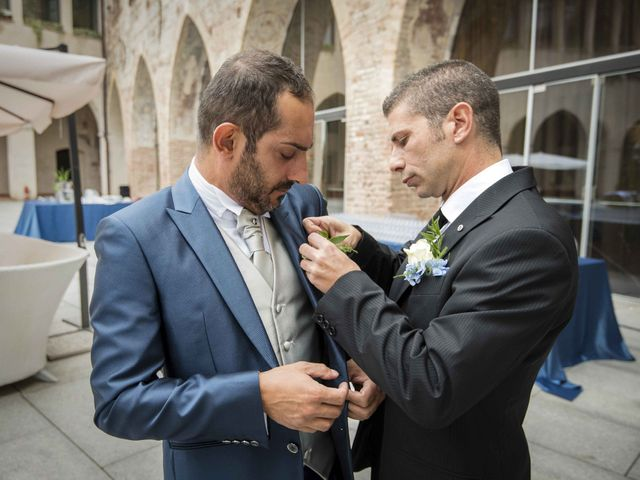 Il matrimonio di Roberto e Federica a Cassano d'Adda, Milano 9